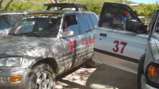 preview picture of video 'El Discovery Road en Rally Vuelta a Machete 2009 - 4/4 (Machete-Punta Rusia-La Ensenada)'