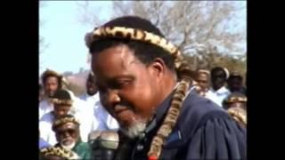 Shembe : Rev Gcwensa (eBuhleni July2007)