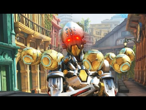 I ruined Muselk's day in Overwatch...