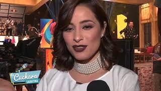 Cynthia Rodriguez celosa por las fotos sugestivas que subió su novio? I LA CUCHARA SABATINA