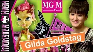 Gilda Goldstag We are Monster High Student Disembody Council   Гильда Голдстаг + Конкурс ★MGM★