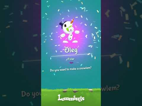 Lemmings video