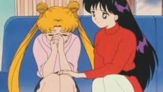 Sailormoon & Aqua - Roses are red