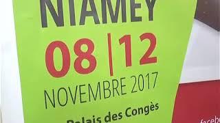 Conférence de presse de lancement de l'édition 2017 du Salon à Niamey