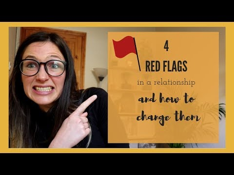 Red Flags in a Relationship<br />Learn about common relationship difficulties and how to change them
