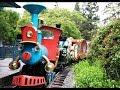 Casey Jr. Circus Train ride - Dumbo Circus Train: Disneyland Park