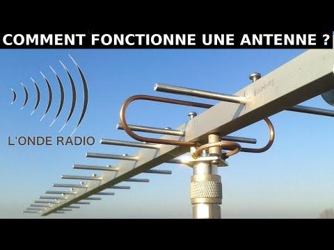 COMMENT FONCTIONNE UNE ANTENNE ? - L'ONDE RADIO #3