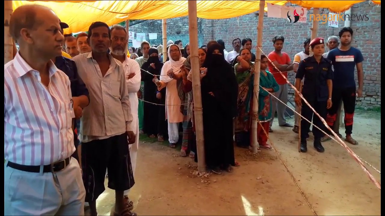 Voting taking place in peaceful and enthusiastic manner (with video)