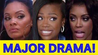 #RHOA NEWS! PORSHA WILLIAMS Contract DRAMA! Wendy Shades Kandi Burruss! MORE #BBW Drama For Evelyn!