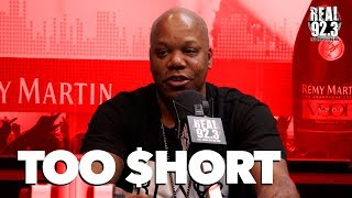 Too $hort Recalls Studio Sessions w/ Jay Z & Biggie, 'The Pimp Tape', E-40, New Bay Area & More!