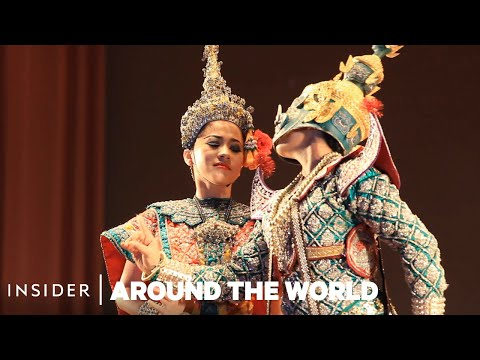 What Dancing Looks Like Around the World