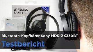 Der Sony MDR-ZX330BT im Test - Bluetooth-Kopfhörer mit NFC