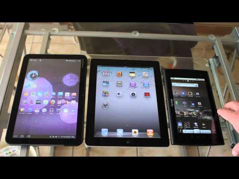 Guía de tablets: todo lo que necesitas saber antes de comprar una
