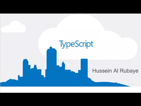 1- What is TypeScript   || ماهي التقنية الأحدث من مايكروسوفت