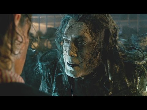 Pirates of the Caribbean 5 ALL TRAILERS (Salazar's Revenge) | MTW
