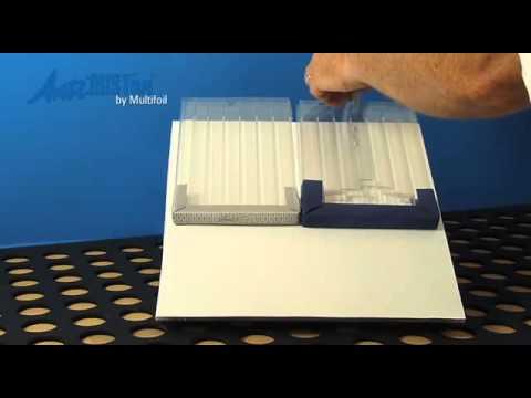 Vergleich Anti-Dust Klebeband / No-Name-Vlies