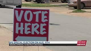 Jonesboro Public Schools hold special election