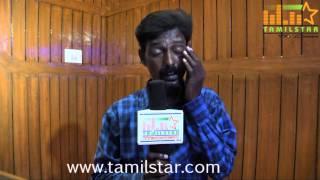 Cinematographer Hari Basker Speaks at Sandiyar Movie Press Meet