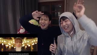 NEW! [ENG SUB]   BTS - 봄날(spring day) reaction!! [리액션보이즈]