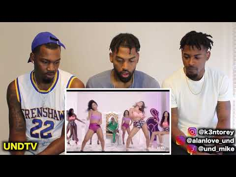 Yo Gotti ft. Nicki Minaj - Rake It Up [REACTION]