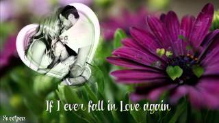 Kenny Rogers and Anne Murray ♫ If I Ever Fall In Love Again ☆ʟʏʀɪᴄ ᴠɪᴅᴇᴏ☆