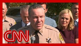 Deadly high school shooting in Santa Clarita, California