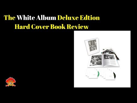 White Album HC Book Review 50th Anniversary Deluxe Edition