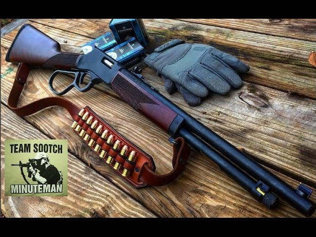 Sootch00 Reviews the Big Boy Steel Carbine .44 Mag