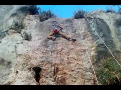 Klettern Igualeja