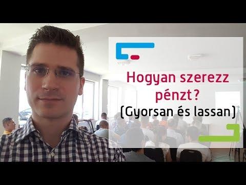 Hogyan keres pénzt a linux