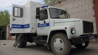 В Перми усовершенствовали автозаки для перевозки преступников