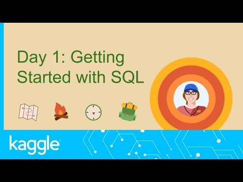 SQL Summer Camp: Getting started with SQL | Kaggle