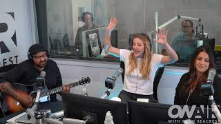 Ellie Goulding Performs 'Close To Me' & Debuts New Verse | On Air with Ryan Seacrest