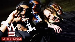 "Juicy J ""Choke Hold"" (Prod. By $uicideboy$) (WSHH Exclusive   Official Music Video)"