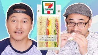Epic 7-11 Sandwich Taste Test