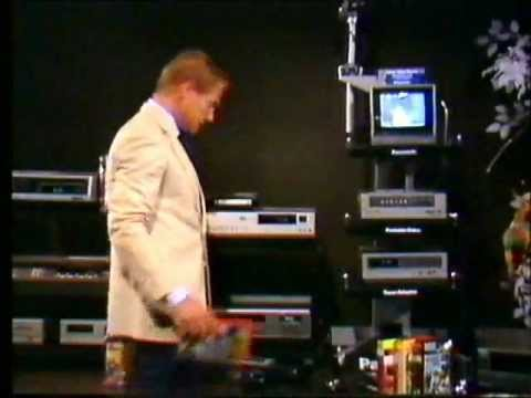 Videorecorder   1982