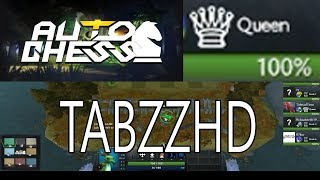 DOTA AUTO CHESS - QUEEN GAMEPLAY / LUCKY IS MY NAME  WITH COMMENTARY