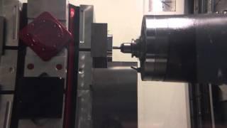 Sprutcam Fastmill HPC - Desbastado de hélice - 1.2085 bonificado