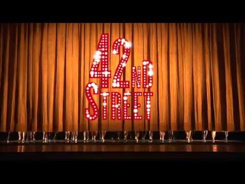 42nd Street au Théâtre du Châtelet : teaser
