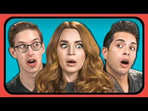 Download YouTubers React To Ariana Grande - thank u, next (Music Video & Easter Eggs) HD Mp4 3GP Video and MP3