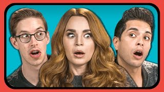 YouTubers React To Ariana Grande - thank u, next (Music Video & Easter Eggs)