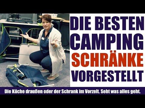 Die besten Campingschränke für Wohnmobil und Camping vorgestellt.