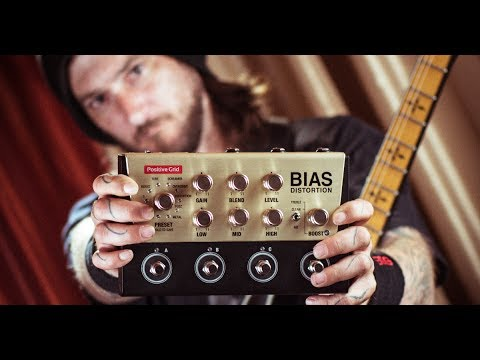 Kris Norris - Bias Distortion Demo