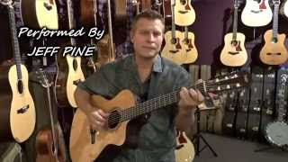 James Taylor / Mean Old Man / Performed By Jeff Pine