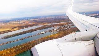 preview picture of video 'Ryanair Boeing 737-8AS EI-EKP Landing at Karlsruhe/Baden-Baden EDSB FKB FR9772 [1080p HD]'