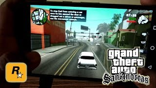 how to play gta san andreas online on android free - TH-Clip