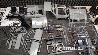 Собери тачку своей мечты ... Toyota 4runner RC4WD