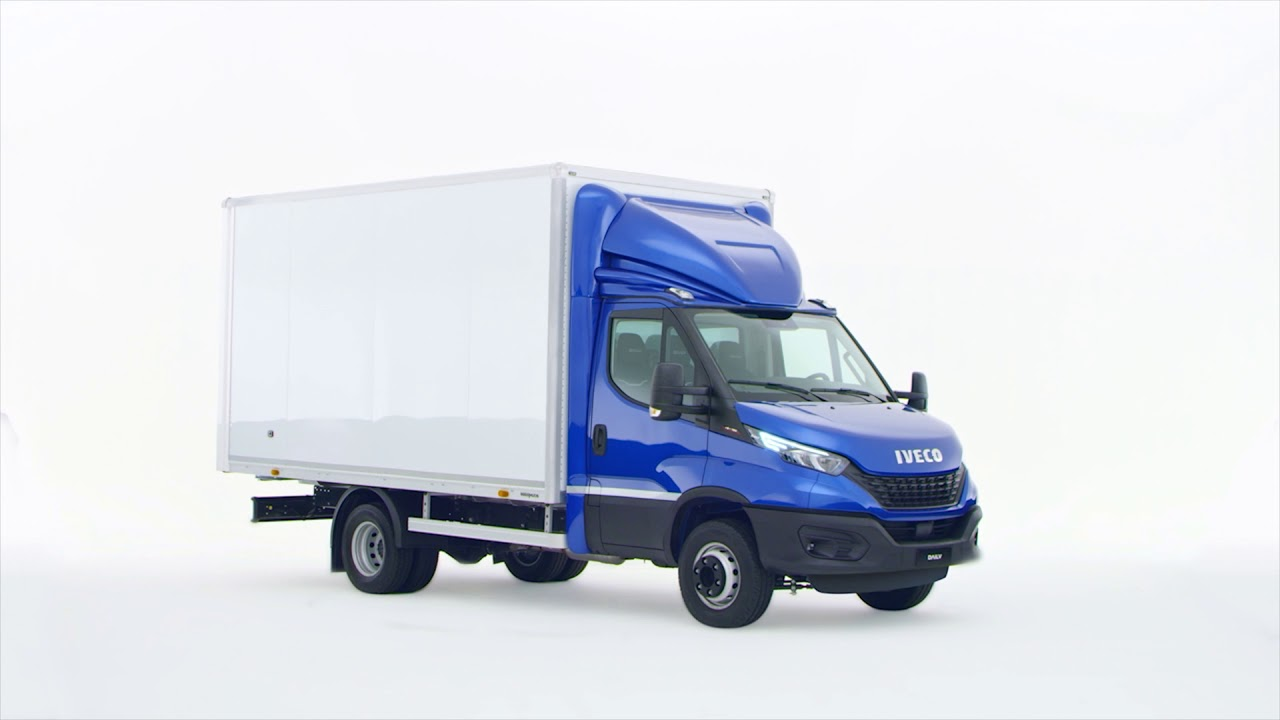 IVECO Daily Hi-Matic | Transport Solutions