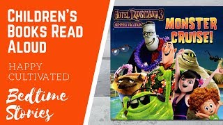 HOTEL TRANSYLVANIA 3 SUMMER VACATION Book Read Aloud   Kids Books   Children's Books Read Aloud