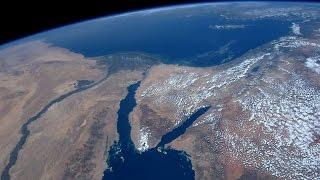 A TERRA VISTA DO ESPAÇO (HD): Imagens do Astronauta Jeff Williams Da NASA